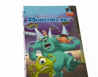 Disney's MONSTER'S INC Sketchbook Notebook Journal