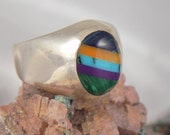 Taxco Mexico Sterling Ring