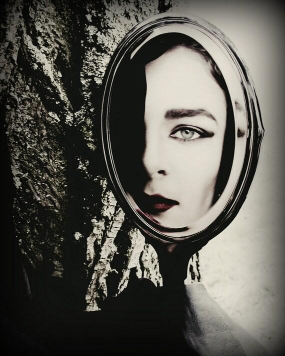 Articles similaires conte de f es portrait photographie for Miroir reflet