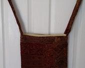 Tapestry Fabric Tote Bag