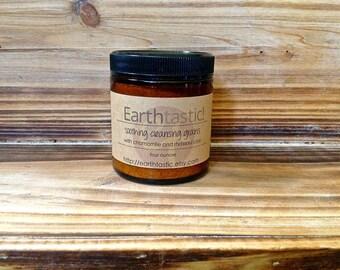 Cleansing Grains - Soothing. Dry/mature/sensitive skin. Vegan. All natural.