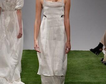 Elisalex Hemp Silk Summer Dress Prophetik