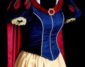 Snow White Parks Costume- Regal Colors