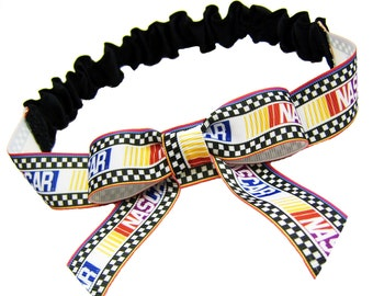 Nascar Wedding Garter Race Day Leg Garter