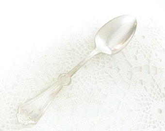 Persian 1871 Silver Spoon Free US Shipping //