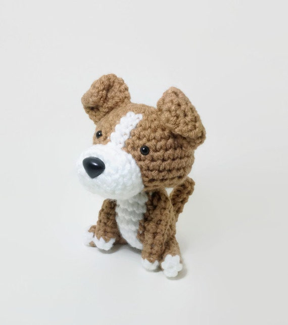 Amigurumi Dog Tail : Amigurumi Dog Related Keywords & Suggestions - Amigurumi ...