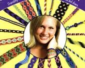 FRIENDSHIP BRACELETS 102 - 50 Knotted Bracelet Patterns