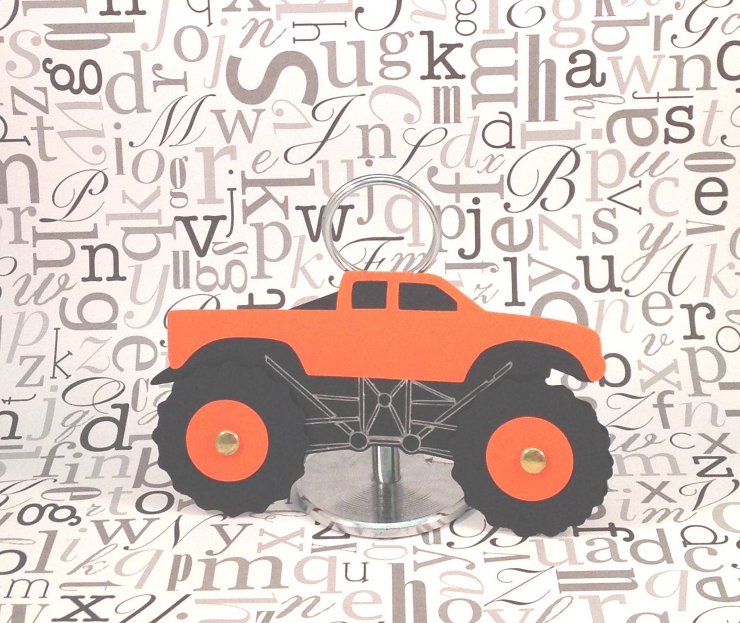 thesis for monster trucks Im a monster truckpdf tough as nails: one woman's journey through west (256 reads) how to write a better thesis (111 reads) self discovery journal: when life.