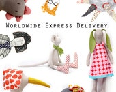 EXPRESS SHIPPING - shipping upgrade - please purchase this listing if you would like your item to be sent by by EXPRESS delivery