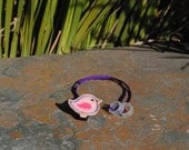 Summer the Bird - Hearing Aid Cord or Cochlear Implant Cord