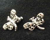 Dragonfly Earrings - Free Shipping to the USA