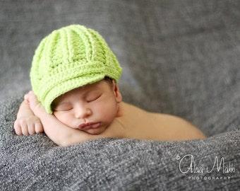 newborn photo prop, Newborn/ baby original hat, newborn boy, newborn girl, newborn knit hat, baby props, newborn hat