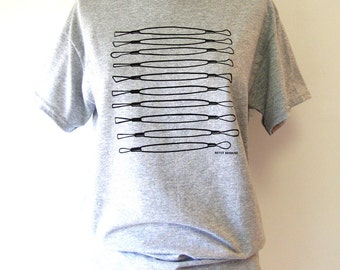 Trimming Tools - Rough and Ready Tee for Potters!
