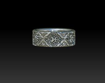 batik wedding rings  wedding band  engagement rings YB19
