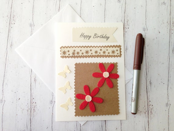Make Your own Cards Greetings Make it Yourself Kit DIY Cards Kit Any Occasion Set of Three