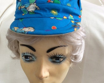 Vintage 90s Rugrats reversible hat
