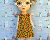 Now 35 % Off !! Set for Koo dolls: Dress, Bloomers and Headband