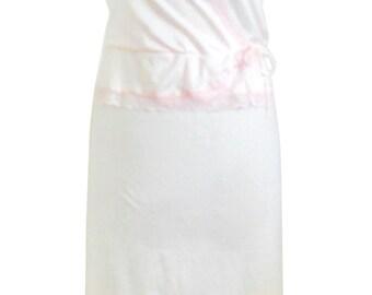 Pink Nightgown Light Nightgown Women Nightie Nightgown Lingerie Long Nightgown Summer Nightgown Sheer Nightgown Womens Pajamas Night Gown