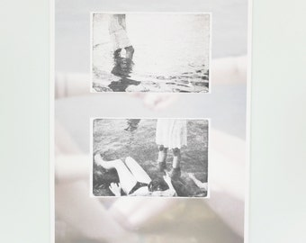 Photolitho and inkjet Fine Art Print