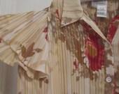 SALE SAVE 9.00 Very pretty flower print Dress U By Sharon Blouse. Size 18