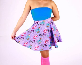 My Little Pony Circle Skirt (Clearance 35% OFF)