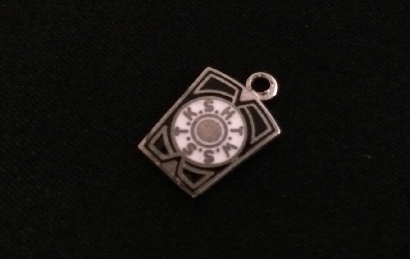 10K Gold Masonic Tag Shriner Jewelry Royal Arch Mason
