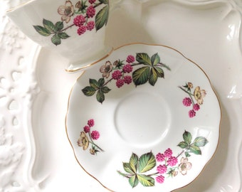 English Bone China Royal Albert Footed Tea Cup and Saucer Tea Party