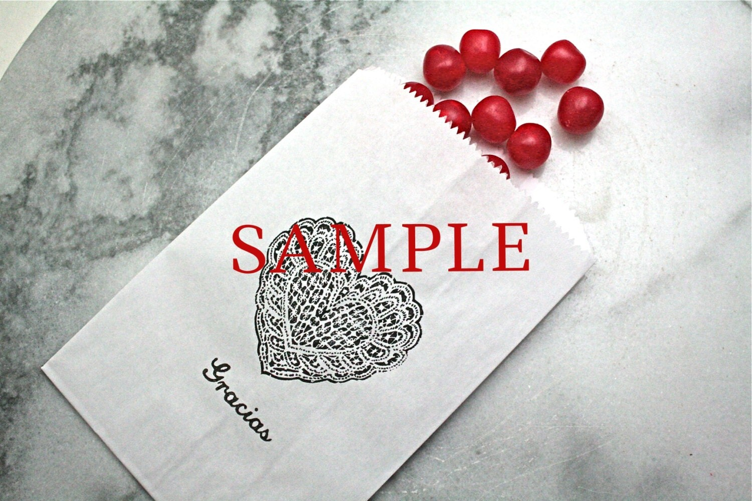 sample candy buffet bags wedding cake bags candy station. Black Bedroom Furniture Sets. Home Design Ideas
