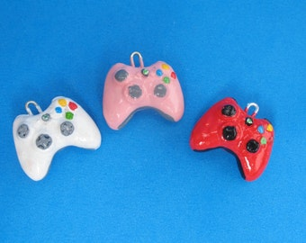 Xbox Controller Charm Necklace
