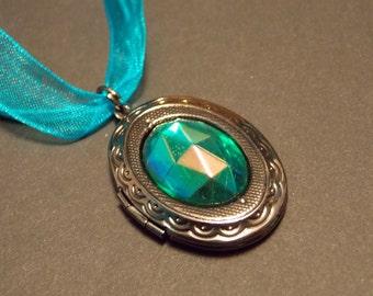 Victorian Locket Necklace