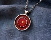 Shield Design Necklace - ...