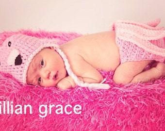Crochet Photo Prop, Crochet Photo Prop Flamingo , Flamingo Costume, Flamingo Outfit, Flamingo Baby Shower Gift, Flamingo Photo Prop