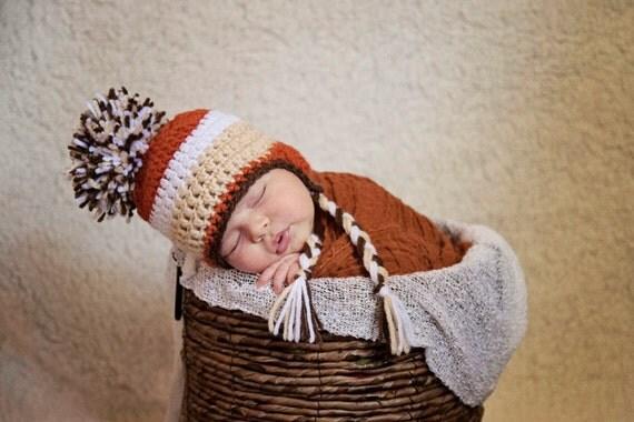 fall beanie fall hat fall wear fall baby shower gift fall photo
