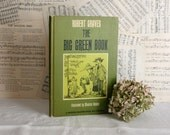 The Big Green Book by Robert Graves illustrated by Maurice Sendak children's book black and white illustrations rare classic first edition