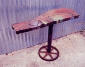 Raw Industrial Bar / Table