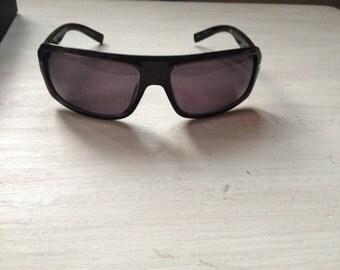 Black Dior Homme Sunglasses / Man / Matrix / L