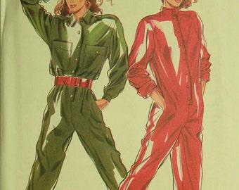 "Jumpsuits - New Look Pattern 6464   Uncut   Sizes 8 -18  Bust 31.5- 40"""