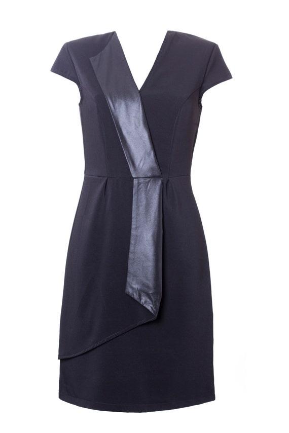 Items similar to Elegant Black Dress - SALE 20% Off New ...