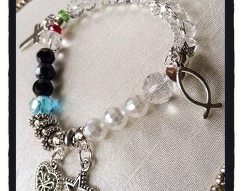 Christian Bracelet - the Story of Jesus