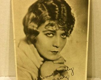 Vilma Banky Celebrity Publicity Photo 1920s