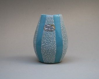 Very early Jopeko Fat Lava vase of the 1950s