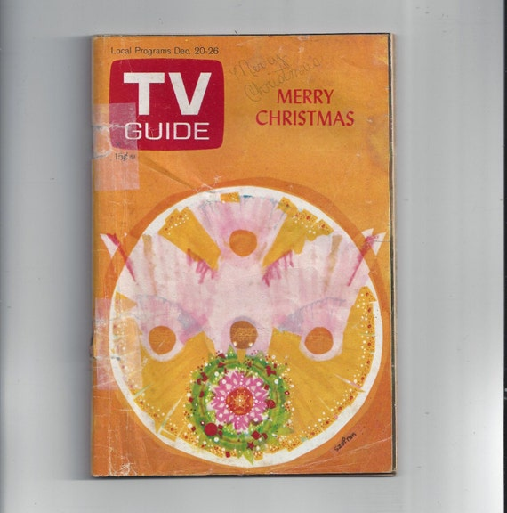 Vintage TV Guide December 13-19 2003 Vol 51 No 50 Issue 2646 Lord of the Rings 4