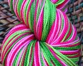 Sorority Girl- Self Striping Yarn