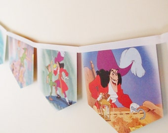 Peter Pan- Little Golden Book Bunting.