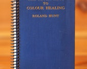 The Seven Keys to Color Healing - Vintage Spiral Bound Notebook