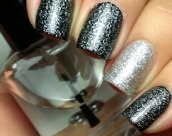 Quicksilver Fine Glitter Polish