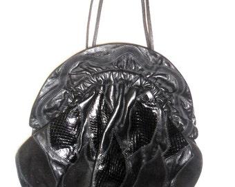 Vintage Designer Leather Purse