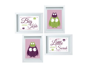 Popular Items For Sisters Wall Art On Etsy