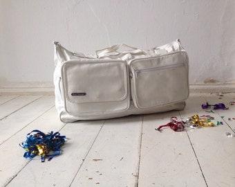 Bon Voyage 70s Weekender Duffel Gym Bag