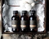 Set of Any Three(3) Bottles of Beard Oil 2 oz.